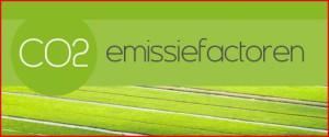 CO2-emissiefactoren